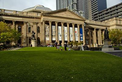 State Library of Victoria. Melbourne, Victoria (VIC), Australia.