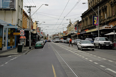 Fitzroy street, Melbourne, Victoria (VIC), Australia