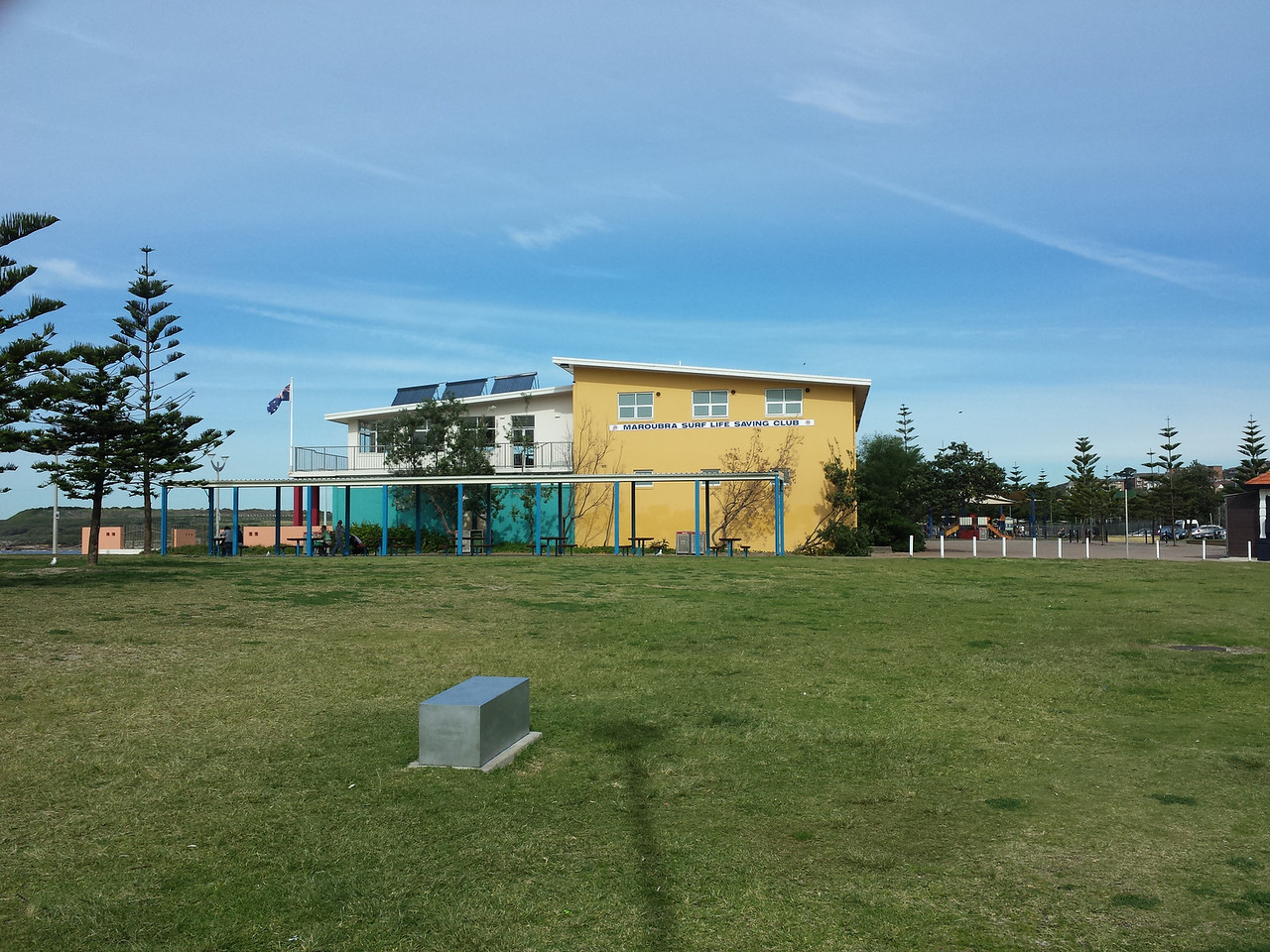 Maroubra Bay
