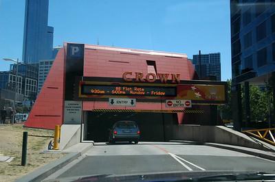 Melbourne City Center 2006