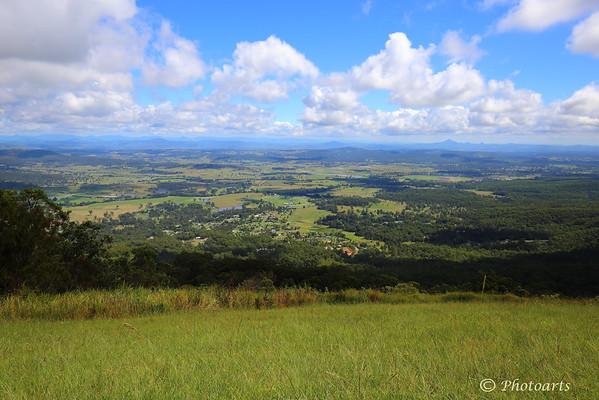 """""""Tamborine Mountain Lookout"""""""