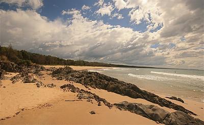 Cape Conrad Coastal Park. NSW, Australië.