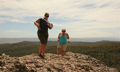 Pearson's Point, Coongulla. Victoria, Australië.