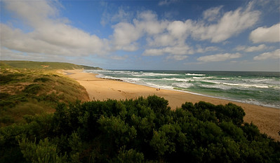 Johanna Beach, Great Otways NP. Great Ocean Road. Victoria, Australië.