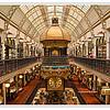 Queen Victoria Building - Shopping Center Sydney, Australia