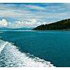 Cruising Whitsundays Islands, Australia