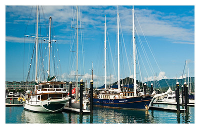 Abel Point Marina Airlie Beach Whitsundays Islands