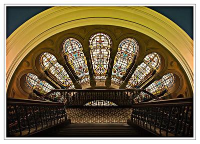 Queen Victoria Building , Shopping Mall , Sydney, Australia