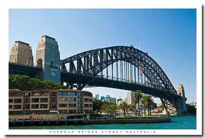 Harbour Bridge,Sydney,Australia
