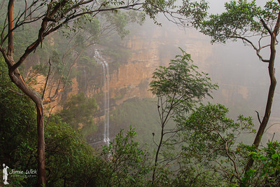 National Pass Waterfall