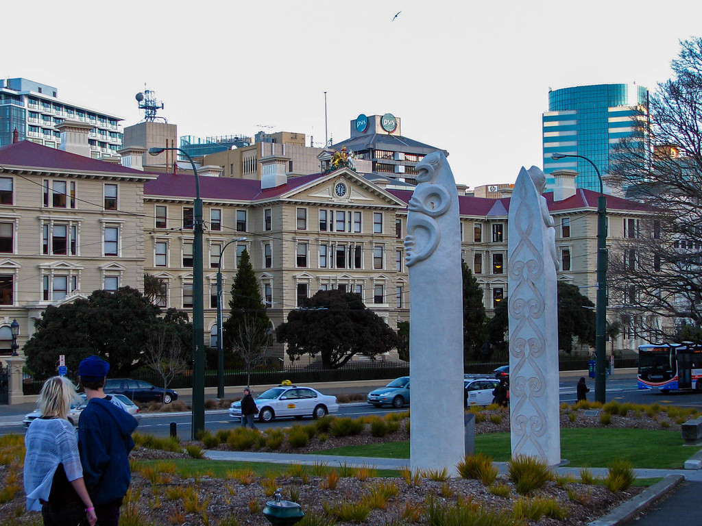 Law school at Victoria University of Wellington.