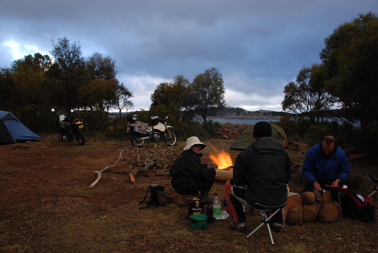 Arthurs Lake, Tasmania
