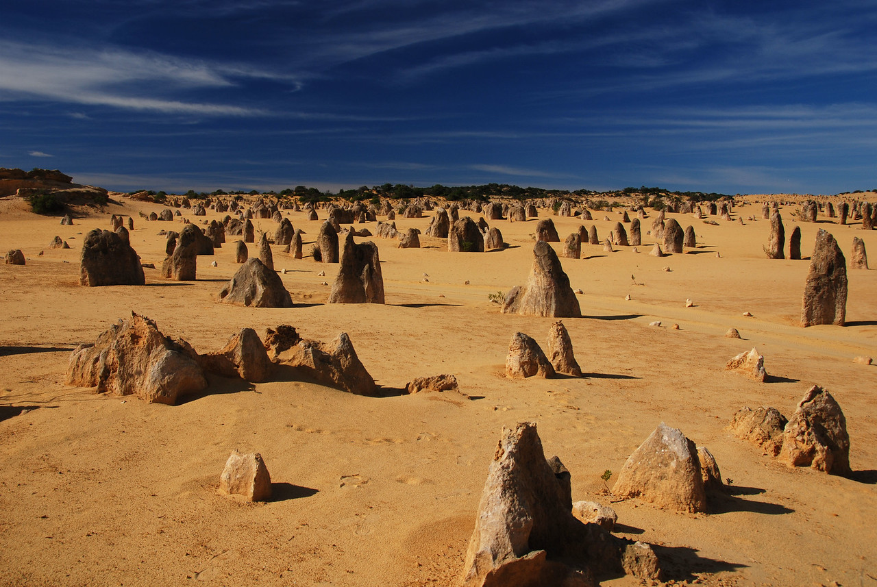 The Pinnacles,  Cervantes,  West Coast,  WA
