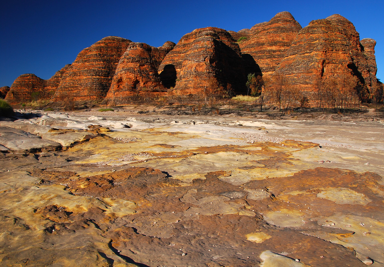'Bungle Bungles',  Purnululu NP,  WA