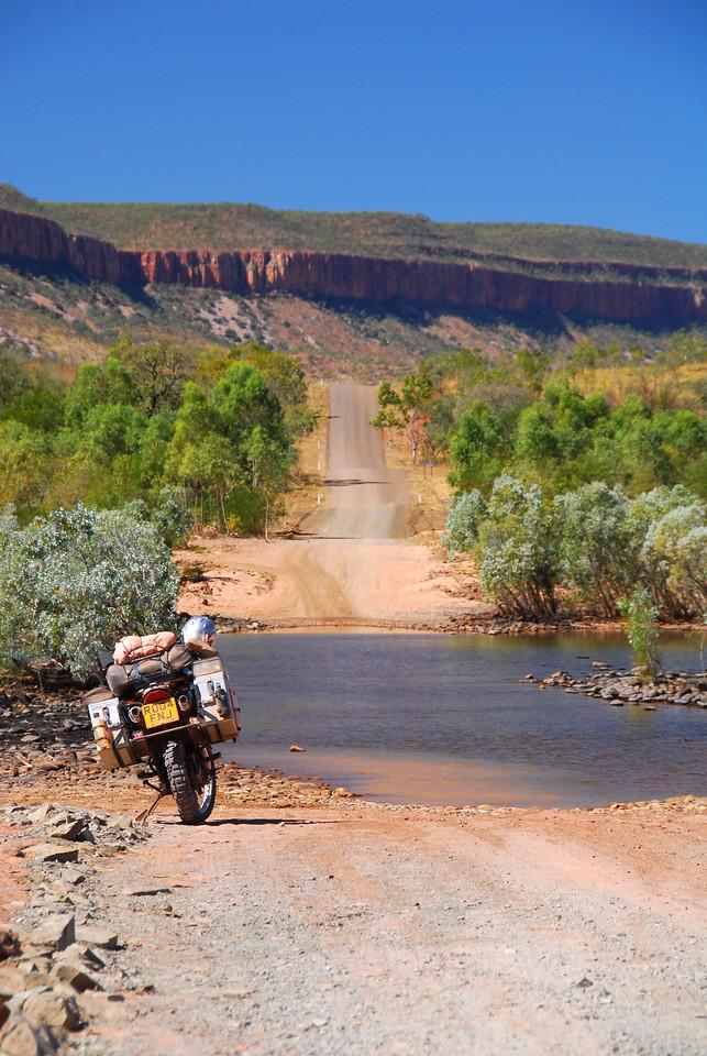 Pentecost River,  Gibb River Road,  Kimberley Region,  WA