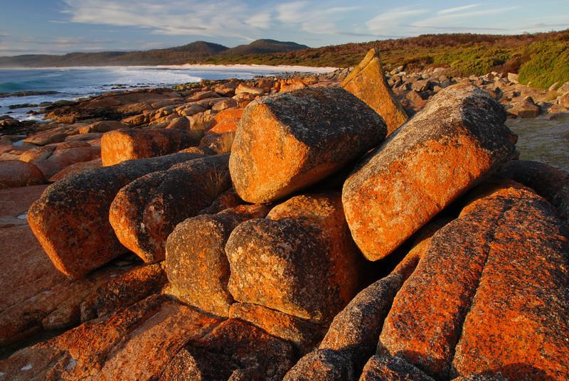 Friendly Beaches,  Frecenet NP,   Tasmania