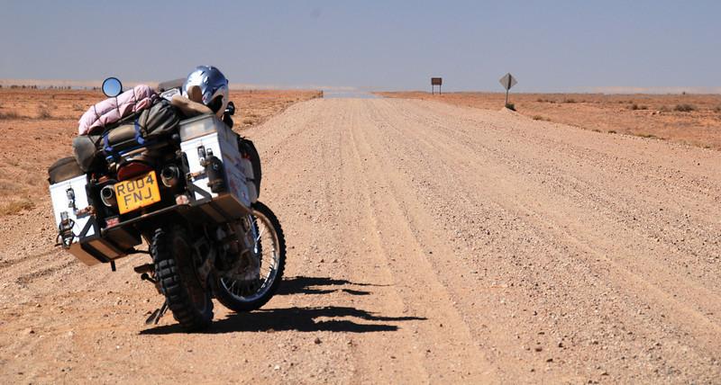 Strzelecki Track, near Arkaroola, SA