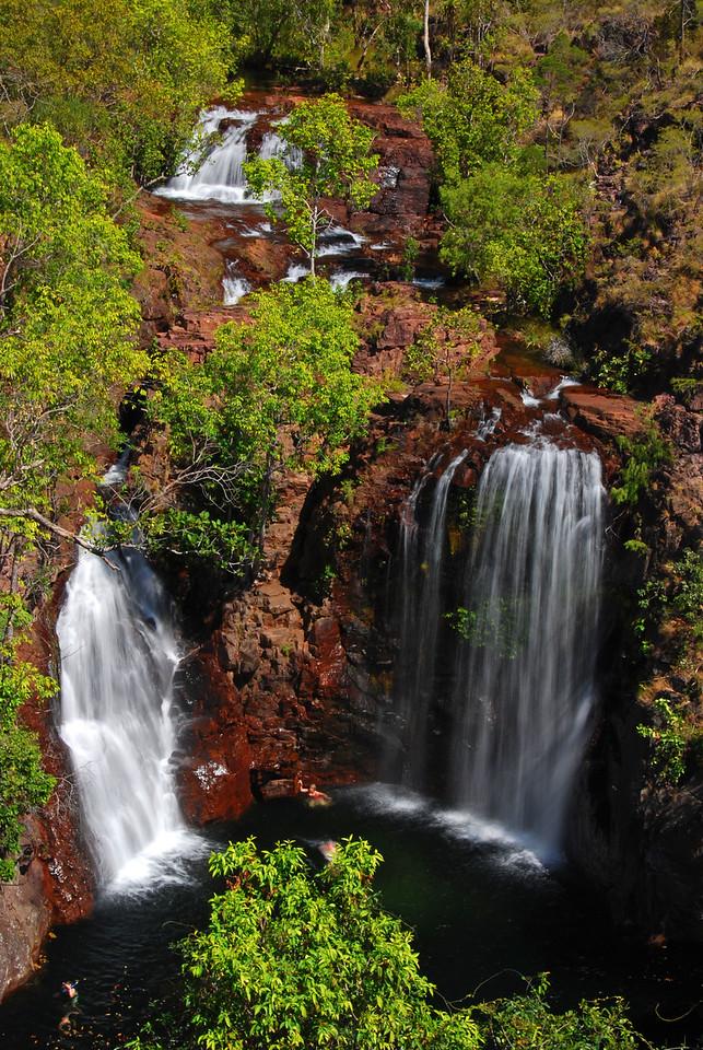 Florence Falls,  Litchfield NP,  NT