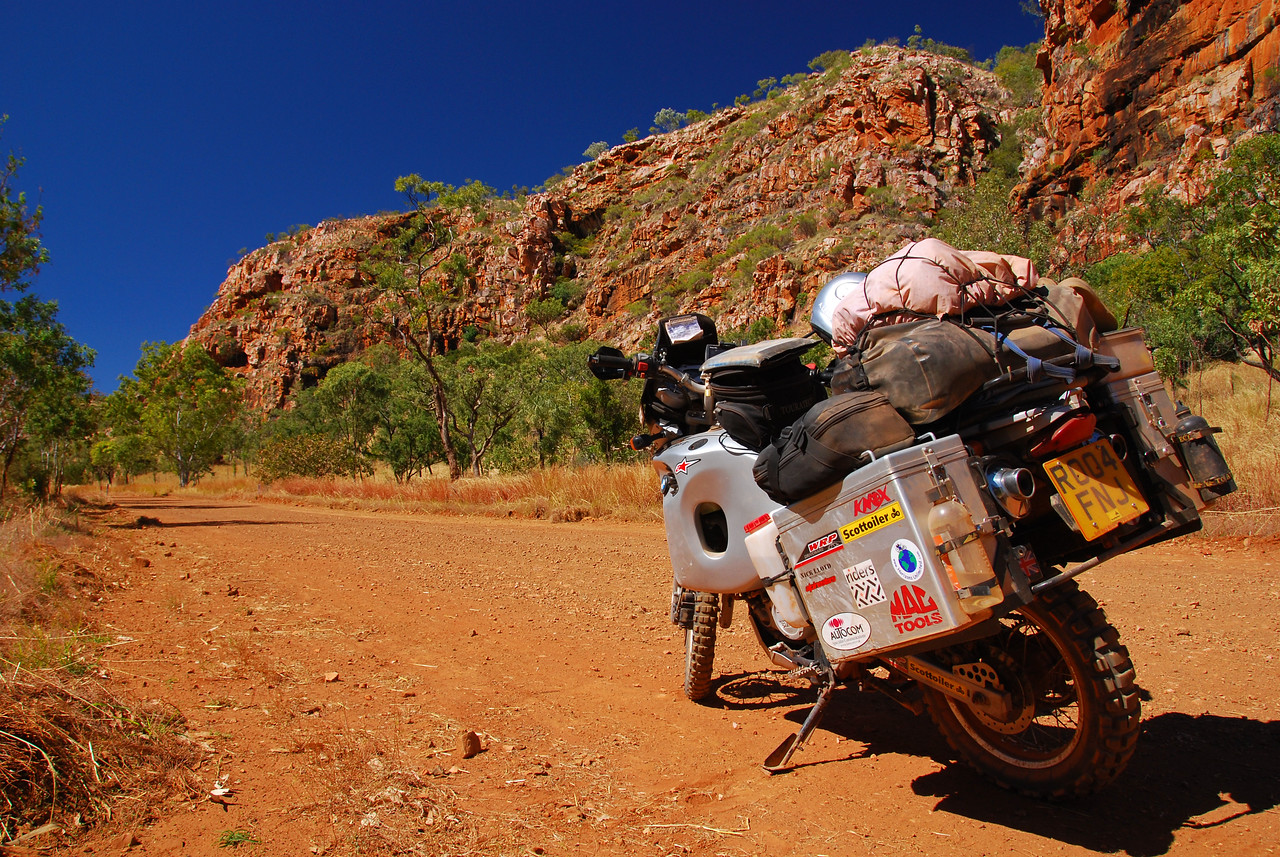 Gibb River Road,  Kimberley Region,  WA