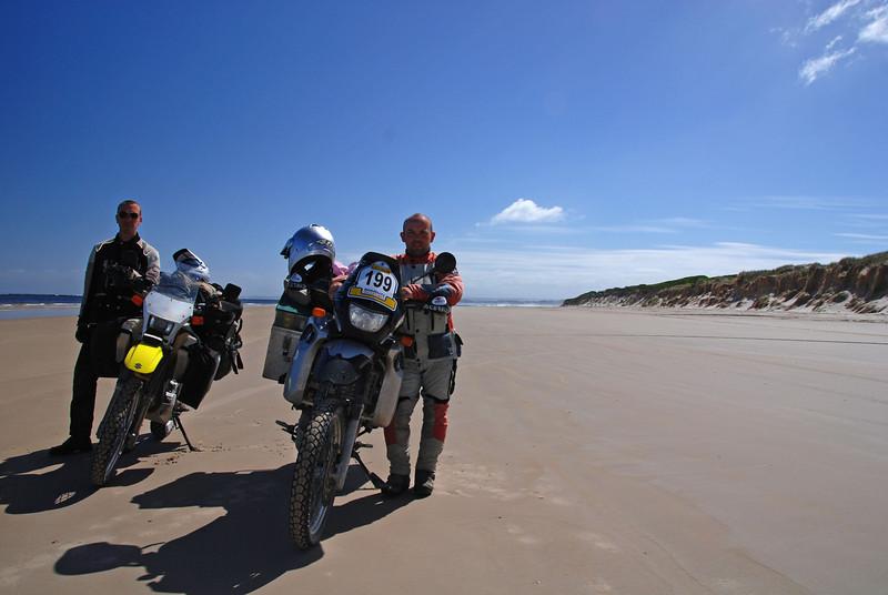 Ocean Beach, West Coast Tasmania