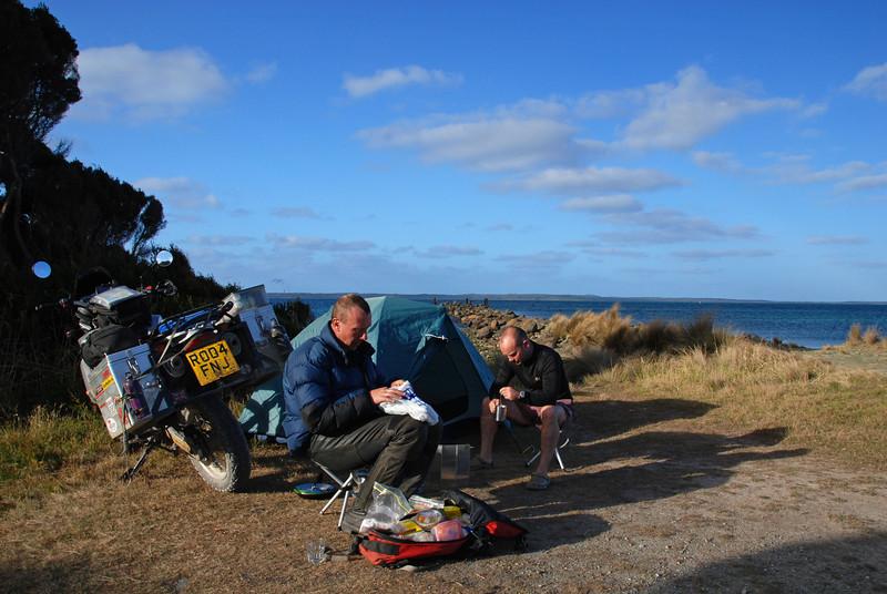 Stony Point. NW Tasmania