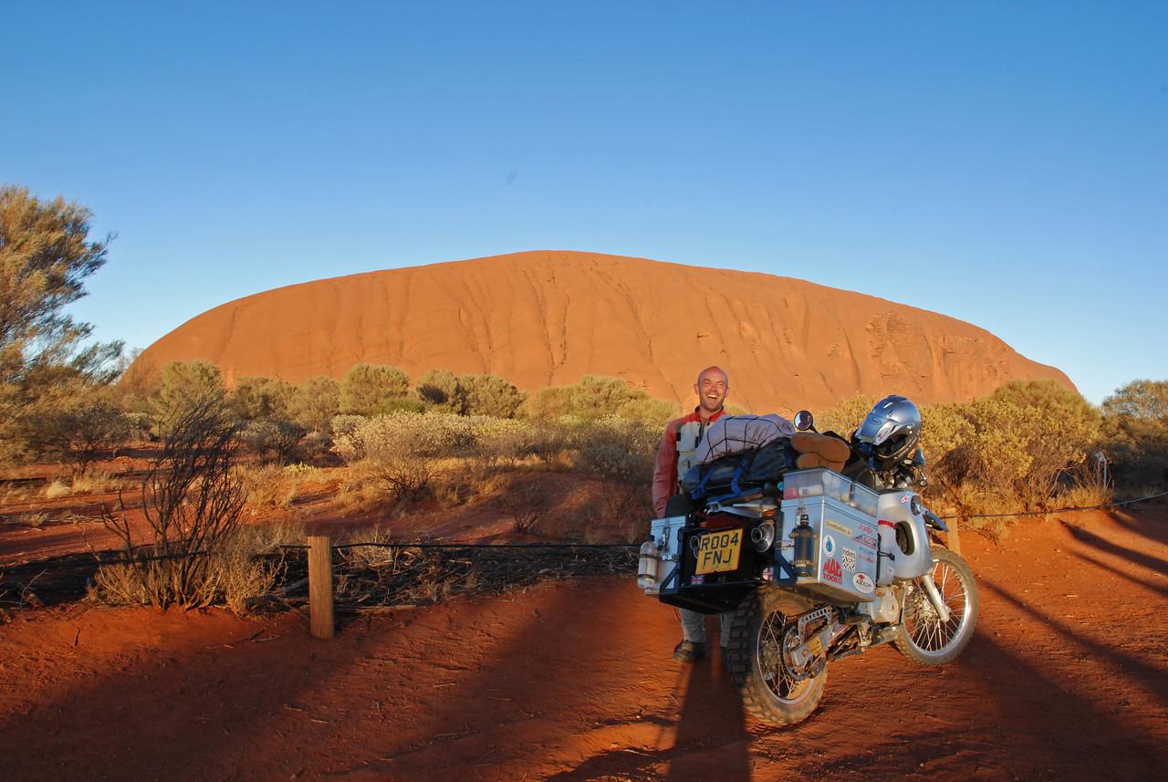 Uluru sunrise,  NT