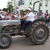 Vintage tractor. The Running of the Sheep, Boorowa, 5 October 2008.