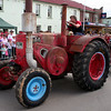 Art Deco tractor. The Running of the Sheep, Boorowa, 5 October 2008.