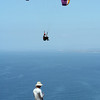 13 January 2014: Paragliding @ Bald Hill, near Stanwell Park, New South Wales.