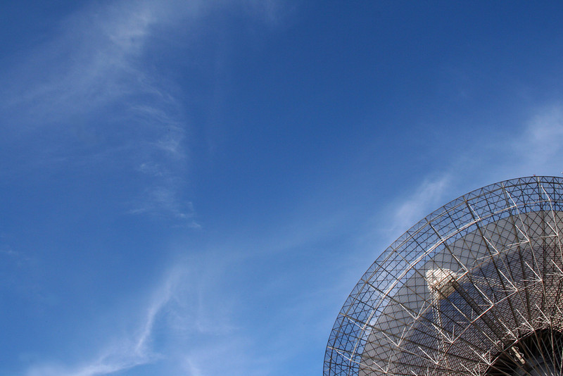 16 October 2013: Radio Telescope, Parkes, New South Wales.