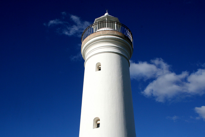 Kiama Lighthouse, Blowhole Point, Kiama, New South Wales.