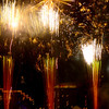 Fireworks display at Darling Harbour