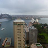 View from the Intercontinental Hotel