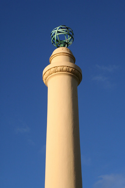 La Perouse Monument, at La Perouse, near the northern entrance to Botany Bay.