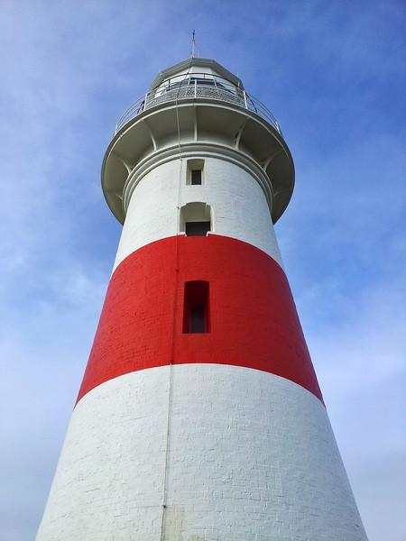 29 July 2015: Low Head Lighthouse, George Town, Tasmania.