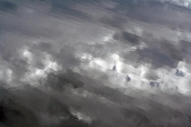 8 April 2017: Gordon River reflection 2, Gordon River, Tasmania.