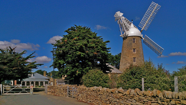 3 April 2017: Callington Mill @ Oatlands, Tasmania.