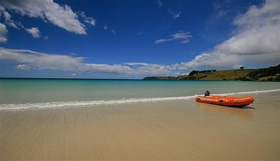 Boat Harbour Beach, Tasmanië, Australië.