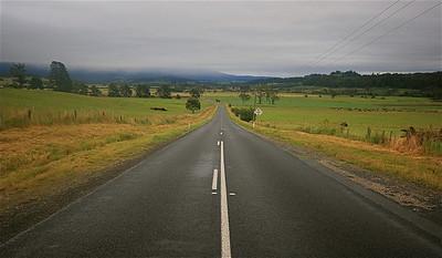Western Tiers, Deloraine, Tasmanië, Australië.