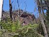 Cliffs up close