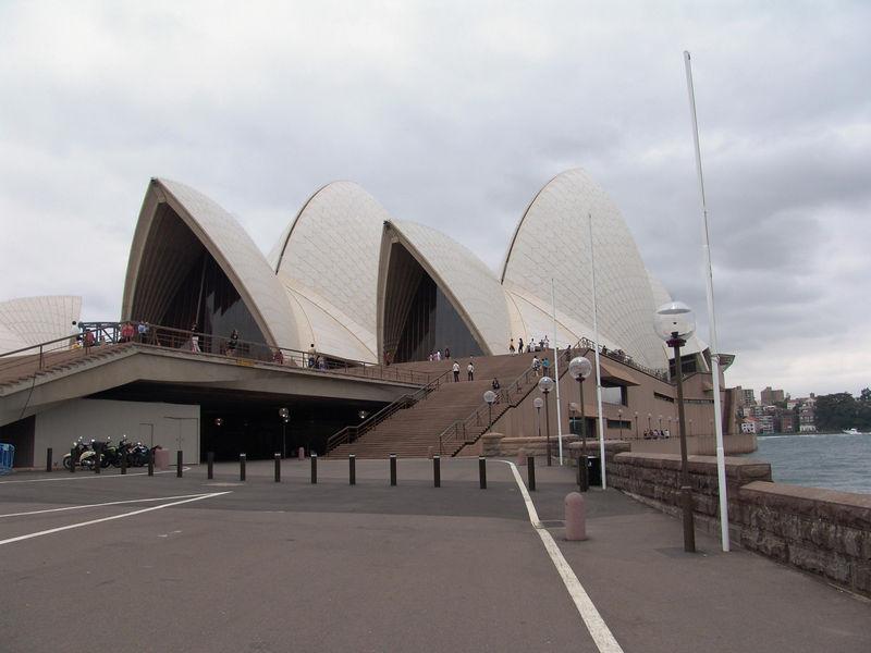 Sydney Opera House, NSW