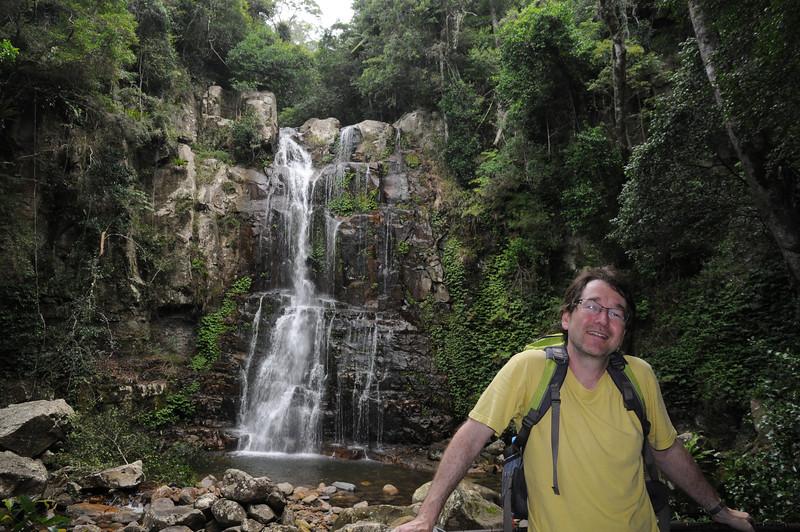 Minnamurra Falls in Budderoo National Park.