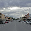 Ford Street, Beechworth. View to the south.