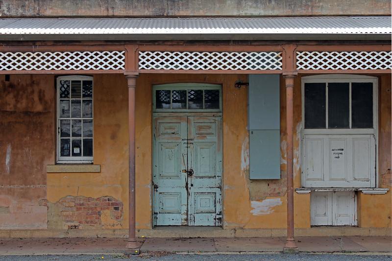 Beechworth Lunatic Asylum.