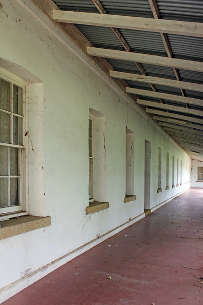 Beechworth Lunatic Asylum.