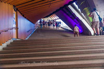 Sydney Opera House Tour inside