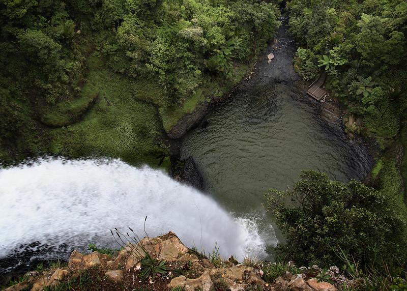 Bridal Veil Falls, New Zealand