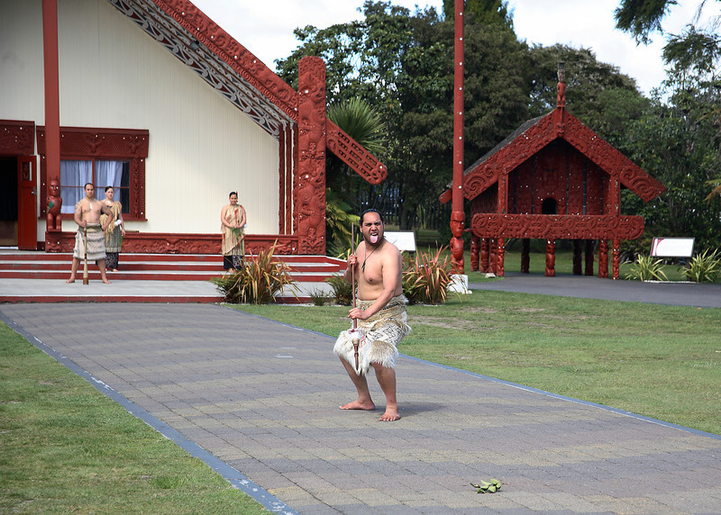 Rotorua, New Zealand,