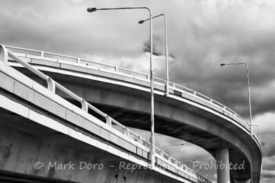 Ann Street Bridge, Brisbane, Australia