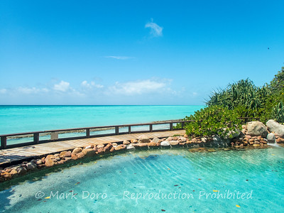 Heron Island resort, Heron Island, Queensland